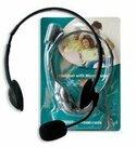 Eminent-Headset-with-Microphone-Stereofonisch-Zwart-hoofdtelefoon