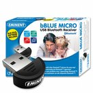 Eminent-bBLUE-MICRO-USB-Bluetooth-Receiver-Class-2-20-m-3Mbit-s-netwerkkaart-&--adapter