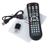 *UNIVERSAL MCE Media Desktop PC Remote Controller USB (bulk)_