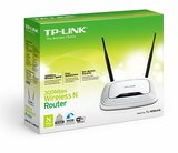 *TP-LINK 300BPS TL-WR841ND router home-basic_