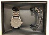 Enzo Tempo Milano heren horloge + armband set_
