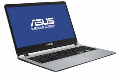 Asus Vivo 15.6 F-HD / i3-7020U / 240GB / 8GB / W10