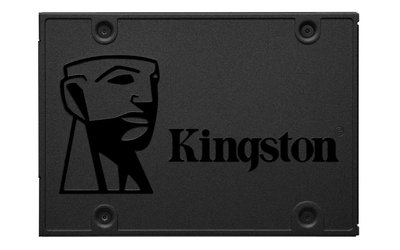 "Kingston Technology A400 internal solid state drive 2.5"" 120 GB SATA III TLC"