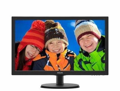 Philips LCD-monitor met SmartControl Lite