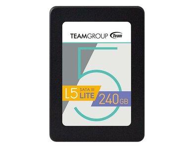 *Team Group L5 LITE Solid state drive 240 GB (TRIM)