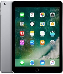 "Apple iPad Wi-Fi 32GB (2017) 9.7"" Spacegrey ""Actie"""