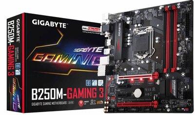 Gigabyte GA B250M Gaming 3 1.0 motherboard