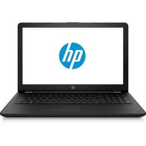 HP 15.6 i3-6006U / 4GB  DDR4 / 512GB SSD / DVD / W10