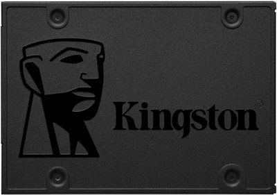 "Kingston Technology A400 internal solid state drive 2.5"" 480 GB SATA III TLC"