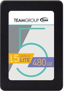 *Team Group L5 LITE Solid state drive 480 GB (TRIM)
