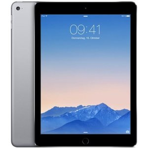 IPAD AIR 2 ZWART 16GB WIFI ONLY (RFS)