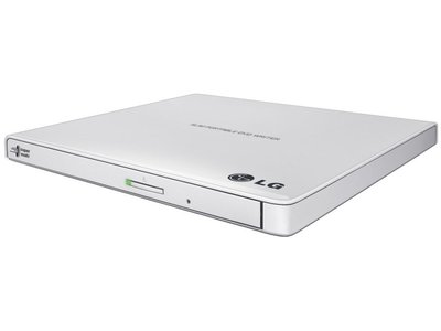 LG Super Multi DL Wit optisch externe schijfstation