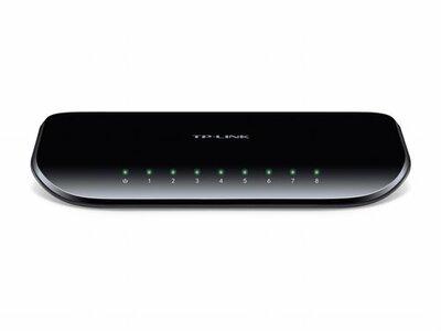 TP-LINK TL-SG1008D netwerk-switch
